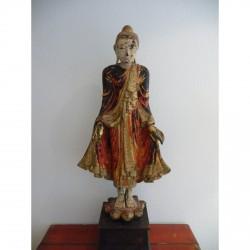 Wooden Buddha 11