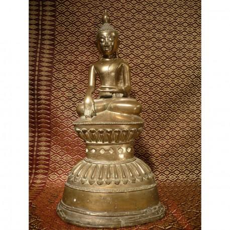 Bronze Buddha 196