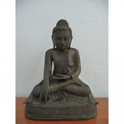 Bronze Buddha 176