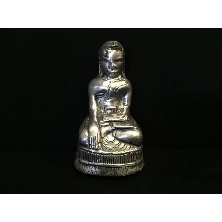 Sølv Buddha 11
