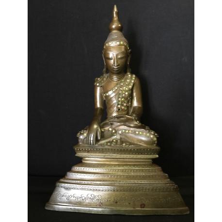 Bronze Buddha 218
