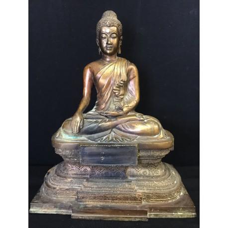 Bronze Buddha 217