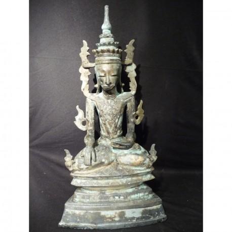 Bronze Buddha 209