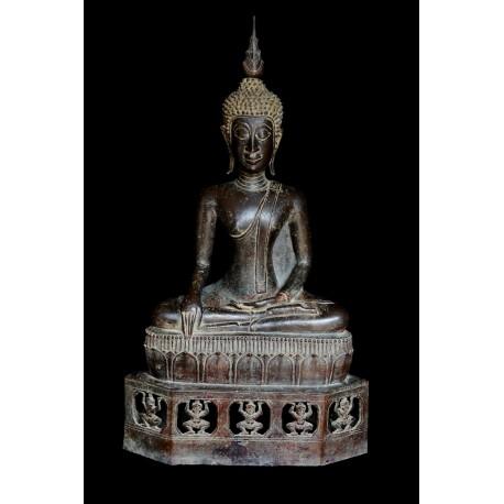 Bronze Buddha 234