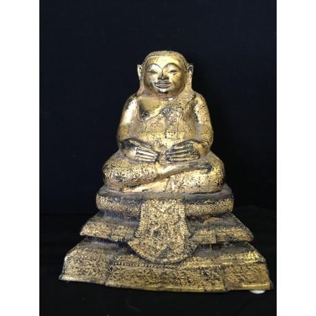 Bronze Buddha 263
