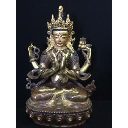 Bronze Buddha 290