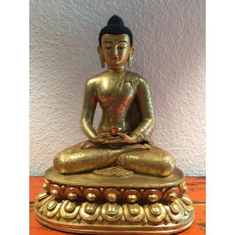 Bronze Buddha 297
