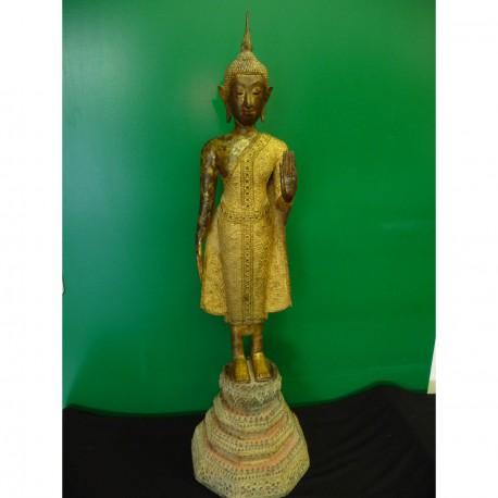 Bronze Buddha 135