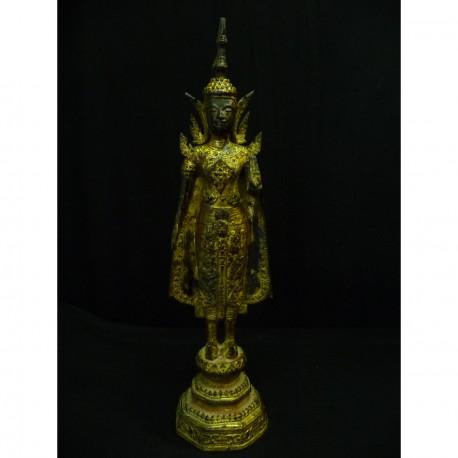 Bronze Buddha 145