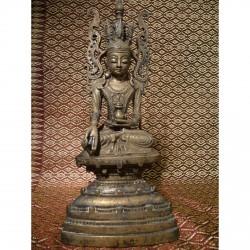 Bronze Buddha 185