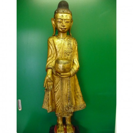 Træ Buddha 109