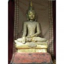 Lacquer Buddha 02