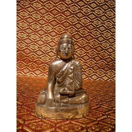 Sølv Buddha 4