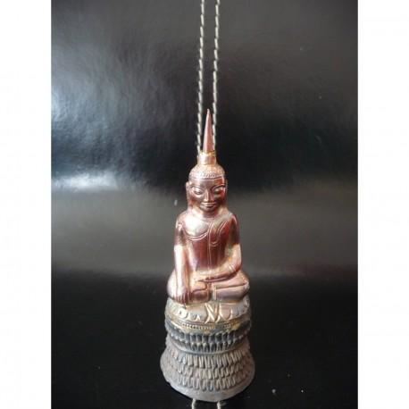 Sølv Buddha 2