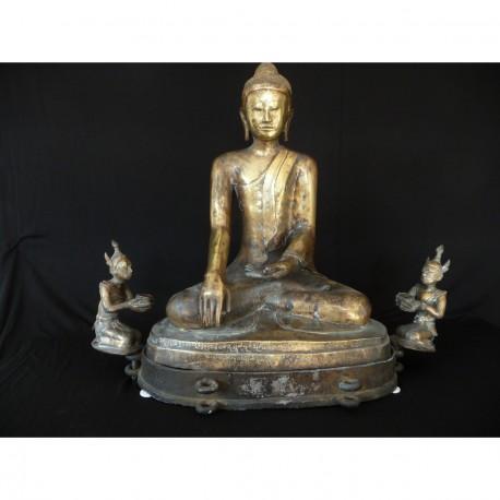 Bronze Buddha 202