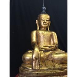 Lacquer Buddha 109