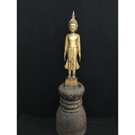 Træ Buddha 135