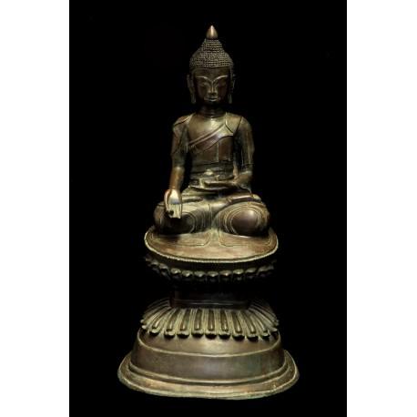 Bronze Buddha 236