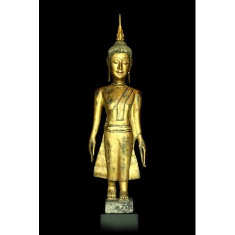 Træ Buddha 137