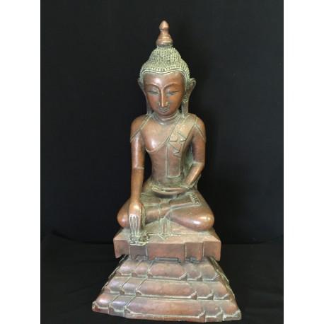 Bronze Buddha 240