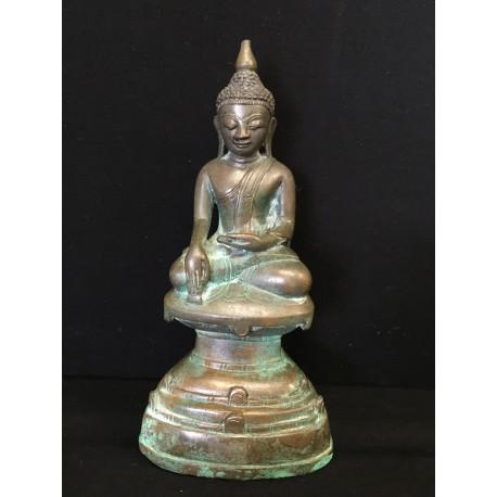 Bronze Buddha 252