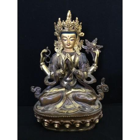 Bronze Buddha 260