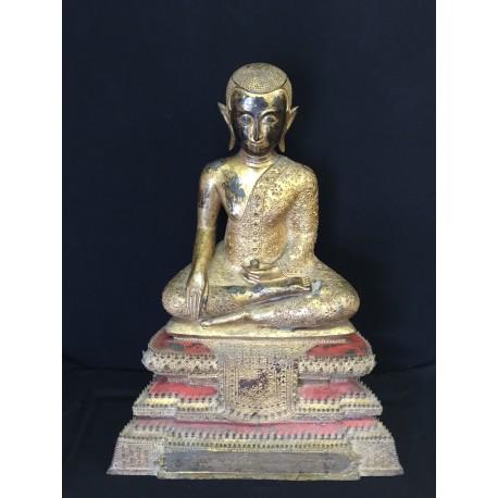 Bronze Buddha 253