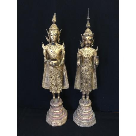 Bronze Buddha 277