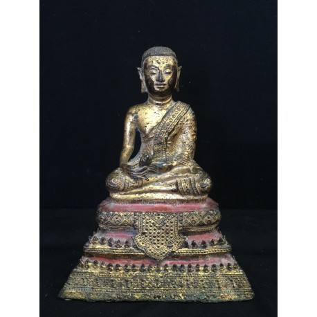 Bronze Buddha 276