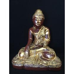 Wooden Buddha 143