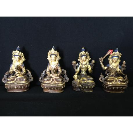 Bronze Buddha 267