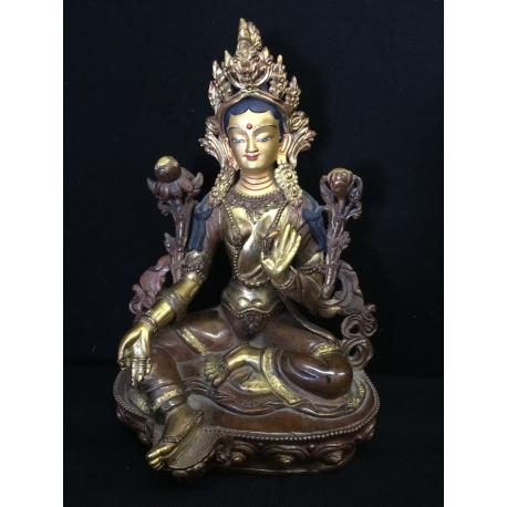 Bronze Buddha 264