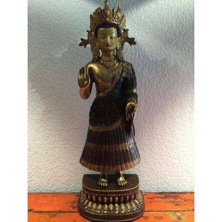 Bronze Buddha 296