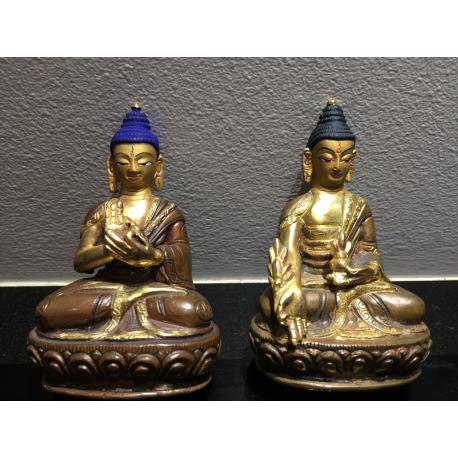 Bronze Buddha 306