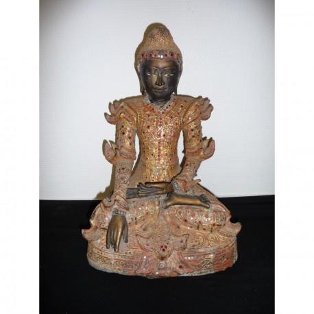 Bronze Buddha 112