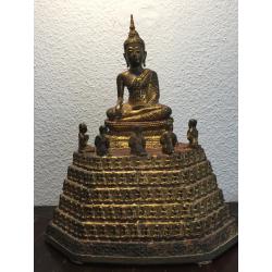 Bronze Buddha 318