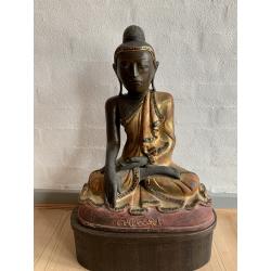 Bronze Buddha 324
