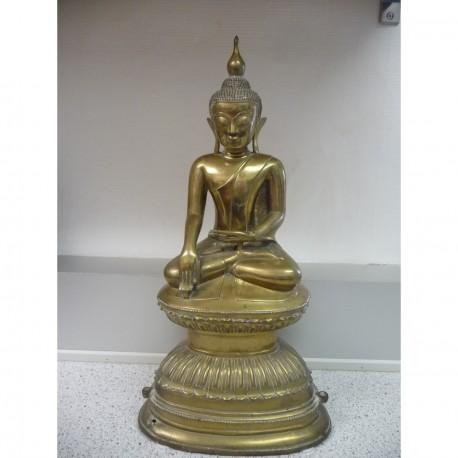 Bronze Buddha 119