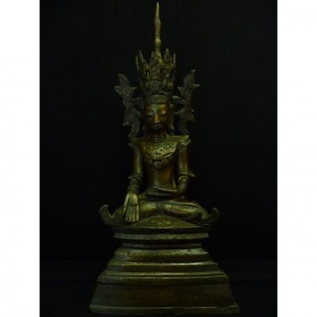 Bronze Buddha 146