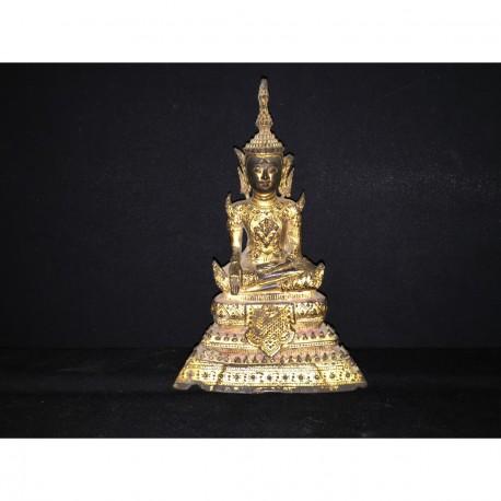 Bronze Buddha 167